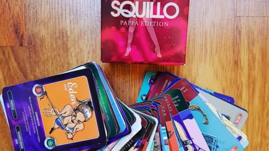 Squillo – Satira o apologia?