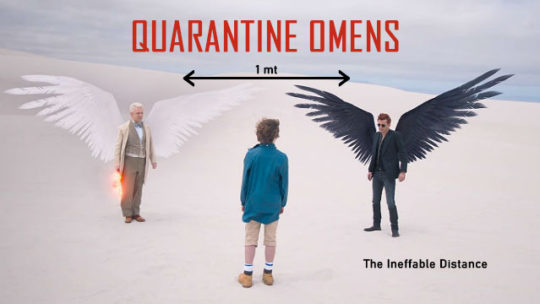 Quarantine Omens
