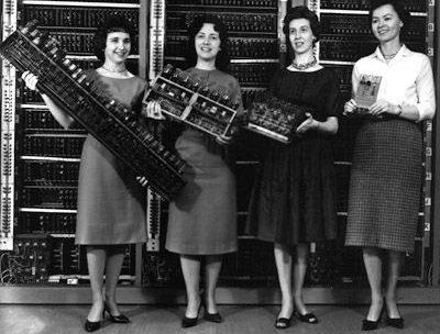 L'informatica è nata Donna