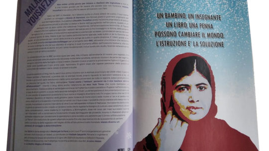 Winter Ladies: Malala Yousafzai